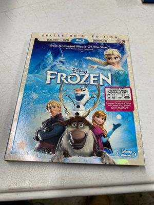 Frozen Blu-ray dvd for Sale in Westminster, CA