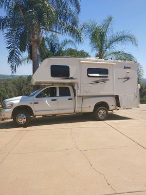 08 pop out camper ONlY for Sale in Lincoln, CA