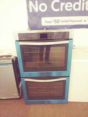 Whirlpool Double Gas Oven for Sale in North Olmsted, OH