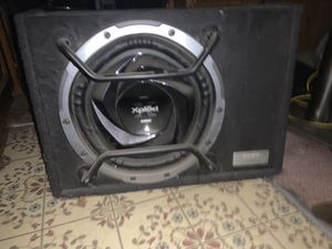 Sony shallow 10 in subwoofer for Sale in Los Angeles, CA