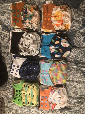 Cloth Diapers for Sale in Concord, CA