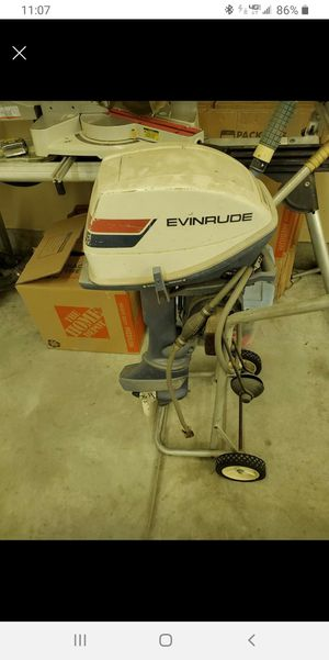 Evinrude outboard for Sale in Middleton, ID
