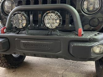 Jeep Wrangler Rubicon 10th Anniversary Steel Bumper Set for Sale in Tacoma,  WA