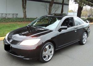 2004 Honda Civic EX for Sale in Warren, MI