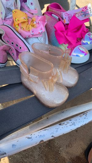 Girl rain boots size #3 for Sale in Moreno Valley, CA