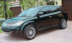 Very Nice Nissan Murano SL 2006 4WD-Wheelsss for Sale in ARSENAL, PA