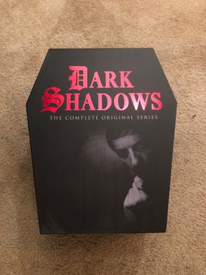 Dark Shadows complete original series Collectors set! for Sale in Issaquah, WA