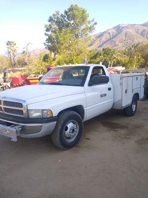 98 Dodge mechanics truck nice for Sale in Pala, CA