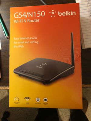New WiFi router for Sale in Colleyville, TX