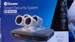 Swann smart security system 4k ready for Sale in Wyoming, OH