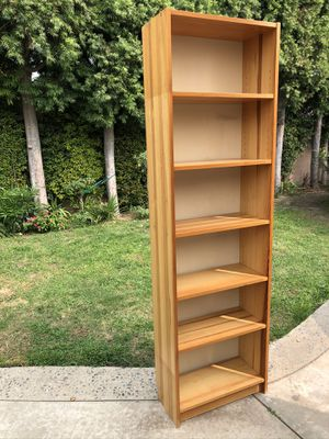 IKEA bookshelves. Tall and short for Sale in Midway City, CA