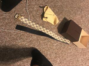 Louis Vuitton belt for Sale in Shorewood, IL