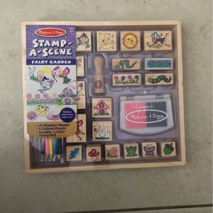 Brand new Melissa & Doug Stamp-A-Scene for Sale in Hialeah, FL