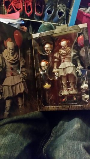 Necca horror film figure lot for Sale in Spokane, WA