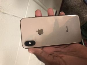 I Phone X Max for Sale in Rustburg, VA