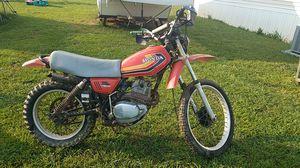 1978 Honda XL250s for Sale in Dry Fork, VA