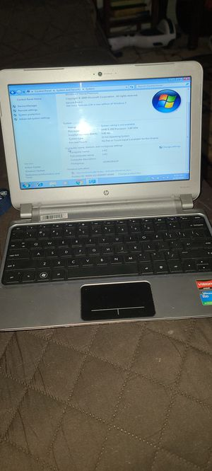 Hp Dm1 has windows 7 for Sale in Puyallup, WA