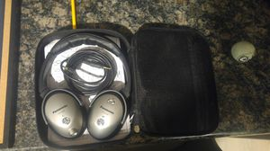 Panasonic Bluetooth or cord headphones for Sale in Federal Way, WA