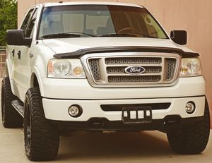 Sensors Ford F-150 White perfect for Sale in Cedar Rapids, IA