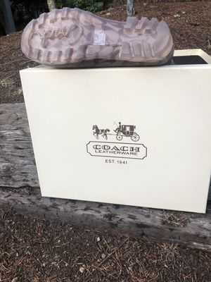 New COACH Rain Boots Ladies Sz 11 for Sale in Bellevue, WA
