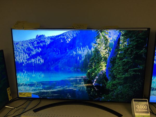 SALE! LG 55 inch HD TV 4K LED Smart NanoCell 9000 Series- 55SM9000PUA