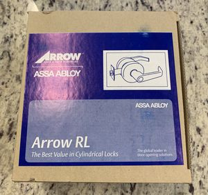 Arrow RL12 IC 28D Door Lock #7946-1 for Sale in Medford, MA