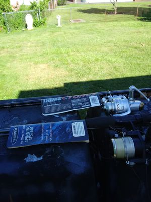 Fishing rod and reel combos for Sale in West Haven, CT