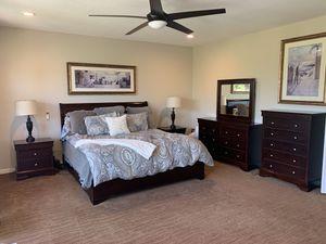 King Size Bedroom Set for Sale in Portola Hills, CA