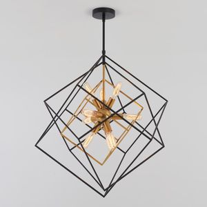 Light Unique / Statement Geometric Chandelier for Sale in Jersey City, NJ