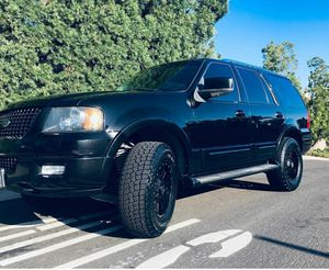 Lifted Ford Expedition. TRADE OR $ for Sale in Orange, CA