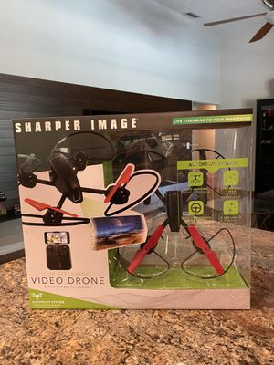 Sharper Image Master Video Drone for Sale in Tamarac, FL