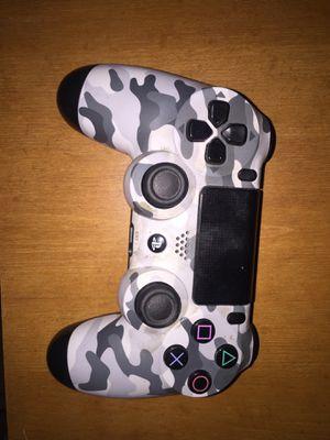 PS4 camo controller for Sale in Modesto, CA