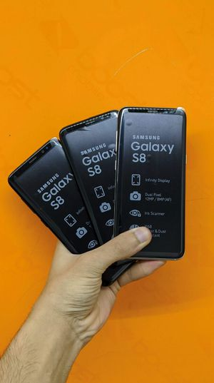 Samsung Galaxy S8 64gb Factory Unlocked, Like New! OPEN (11:30AM-6PM) for Sale in Arlington, TX
