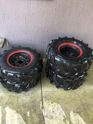 27in atv tires for Sale in Davie, FL