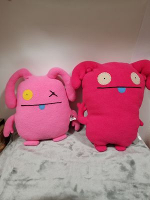 UGLY DOLL PLUSHIES for Sale in Chula Vista, CA