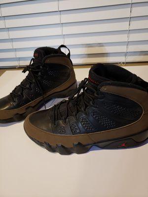 Size 8 Mens Jordan 9 Retro like new condition for Sale in Allen, TX