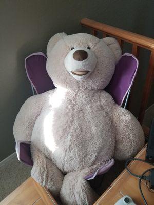 Huge stuffed teddy bear for Sale in Phoenix, AZ