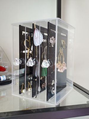 Earring display organizer with 3 vertical drawer for Sale in Herndon, VA