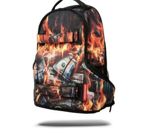 SprayGround Fire Money BackPack 🎒 for Sale in Tampa, FL