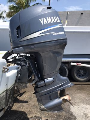 2006 115HP 4-Stroke Yamaha for Sale in Pompano Beach, FL