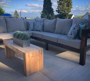 Outdoor sectional for Sale in Portland, OR