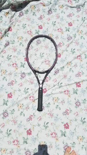 Oversize Wilson Tennis Racket 4.5 Grip for Sale in Glendora, CA
