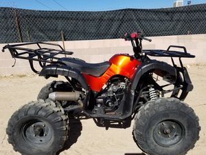 125cc automatic quad for Sale in Victorville, CA