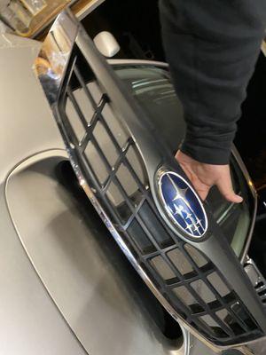 Subaru (2008-2014) wrx grill for Sale in Kennewick, WA