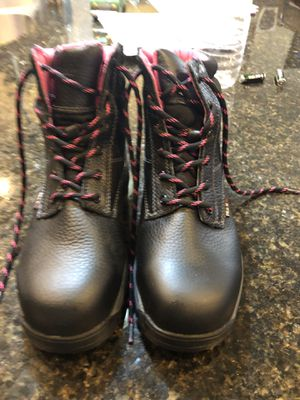 "WOMEN'S 6"" WORK BOOT for Sale in Roy, WA"