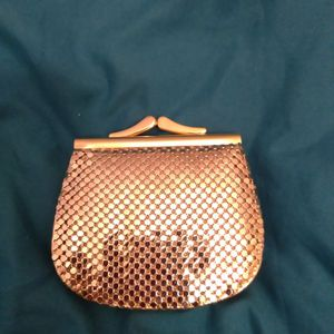 Gold Change Purse for Sale in Evansville, IN