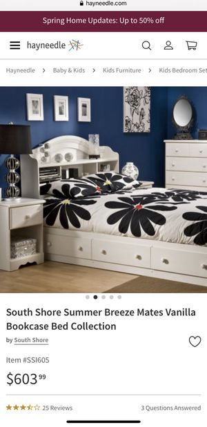 Stylish bedroom set for kids for Sale in Foothill Ranch, CA