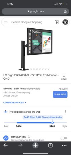 LG Monitor for Sale in Hayward,  CA
