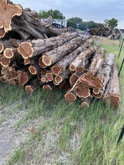 Cedar logs for Sale in Lorena,  TX