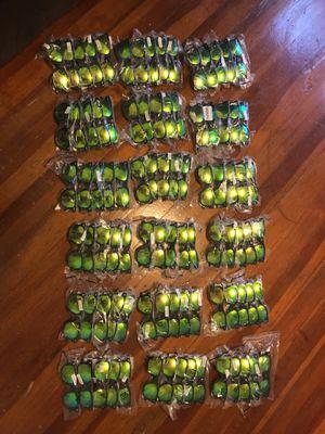 !NEW-90-Green Sunglasses- for Sale in Providence, RI